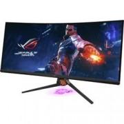 Asus Herní monitor Asus PG35VQ, 88.9 cm (35 palec),3440 x 1440 px 2 ms, VA LED HDMI™, DisplayPort, na sluchátka (jack 3,5 mm), USB 3.0