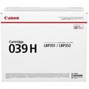 Toner CANON CRG-039H black i-SENSYNS LBP351x/LBP352x (25.000 str.)