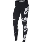 Nike Women's Sportswear - pantaloni fitness - donna - Black