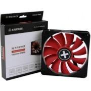 Ventilator Xilence 140×140×25mm, PMW, crno/crveni