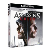 Blue City Assassin´s Creed 4K Ultra HD + Blu-Ray Assassin´s Creed 4K Ultra HD + Blu-Ray