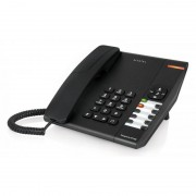 Alcatel Temporis IP100 Telefone Fixo Digital Preto