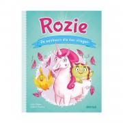 Top1Toys Boek Rozie De Eenhoorn Die Kan Vliegen 7-9 Jaar
