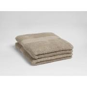 Yumeko Handdoeken warm taupe 50x100 - 2 st