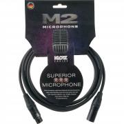 Klotz - M2FM1-0100 M2 Mikrofonkabel 1m