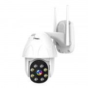 Cámara IP Wifi Full HD 360º de EXTERIOR con visión nocturna,...