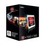 AMD CPU Trinity A10-Series X4 5800K (3.80GHz,4MB,100W,FM2) Box, Black Edition, Radeon TM HD 7660D AD580KWOHJBOX