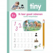 Leuke telspelletjes - Tiny - Ik leer goed rekenen