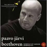 """Paavo Jrvi - Beethoven: Symphonies No.6 """" Pastoral"""" & (0886975425426) (1 SACD)"""