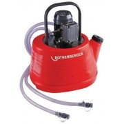 Rothenberger Entkalkungspumpe ROCAL 20 Volumenstrom 40 l/min Tank 15 l Rothenberger, 61100 61100