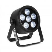 Beamz Professional BAC300, ProPar, 6x 8W, 4in1, LED, RGBW, димер, дистанционно управление (Sky-151.350)