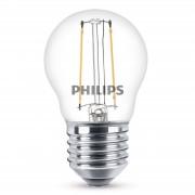 PHILIPS Ampoule LED E27 2W 827