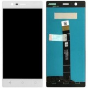 Display cu touchscreen Nokia 3 Original Alb