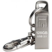 Strontium Nitro Ammo USB 3.1 128 GB Pen Drive(Silver)