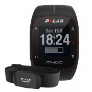Ceas Polar M400 GPS HR Black