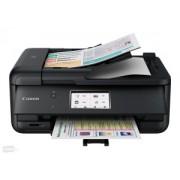 Multifunctional inkjet color Canon Pixma TR8550 Black, dimensiune A4 (Printare, Copiere, Scanare, Fax), viteza 15ipm alb-negru