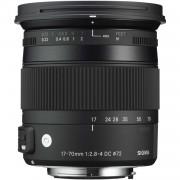 Sigma Objetivo Sigma 17-70mm f/2.8-4 DC Macro OS HSM para Nikon