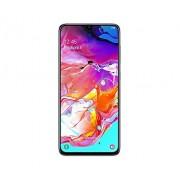 Samsung Galaxy A70 SM-A705FN/DS 128 GB, Dual SIM, 6 GB RAM, 6.7 pulgadas, GSM, modelo internacional desbloqueado, Blanco