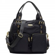 Storksak Alexa Bag, Black