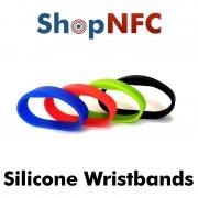 Bracciali NFC in Silicone - Premium