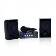 Karaoke Star 1 Karaoke-Set, 2 x 50 W max., BT, USB/SD, Line-In