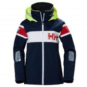 Helly Hansen Womens Salt Flag Jacket XL Navy