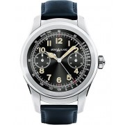 Montblanc Summit Smartwatch Stainless Steel 46mm Blue Sfumato