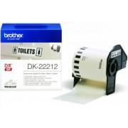 Brother DK-22212 (Noir/Blanc) - ORIGINALE