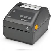 Zebra ZD420d 300dpi USB LAN bluetooth - printtouch con rtc real time e blocco apertura - ZD42L43-D0EE00EZ