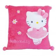 Perna decorativa din plus Hello Kitty Ballerina