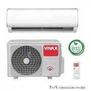 Klima Vivax ACP-09CH25AEMI R32, inverter, hlađenje: 2.64kW, grijanje: 2.93kW, split, zidni, vanjska+unutarnja