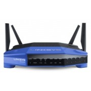 Router Linksys Gigabit Ethernet WRT3200ACM, Inalámbrico, 2600 Mbit/s, 2.4GHz/5GHz, 5x RJ-45