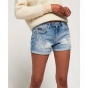 Superdry Steph shorts i pojkvänsmodell