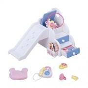 "Epoch Sylvanian Families Sylvanian Family Doll ""Baby Slide Set Ka-207"""