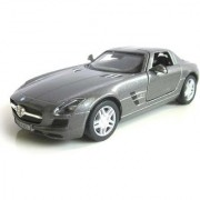 Jain Gift Gallery Mercedes Benz SLS AMG 1/36 Diecast Scale Model car (Multicolor)