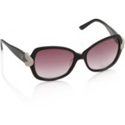 Gianfranco Ferre Over-sized Sunglasses(Pink)