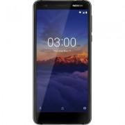 Телефон Nokia 3.1 TA-1063, 16GB, Black Chrome