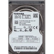 Toshiba mk3276gsx, gs002d, hdd2j94D ul02T, Disco Duro de 320GB SATA 2.5