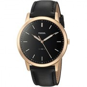 Fossil Analog Black Dial Mens Watch-FS5376