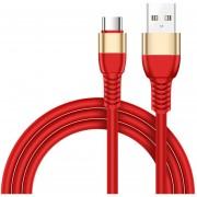 Joyroom Jr-s318 2.4A Usb-c / C * USB De Sincronizacion De Datos Y Cable De Carga, Longitud Del Cable: 1,5 M Para Samsung Galaxy S8 S8 + / LG G6 / Huawei P10 Y P10 Plus / Oneplus 5 Y Otros Smartphones (rojo)