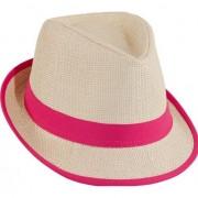 Geen Trilby hoedjes roze