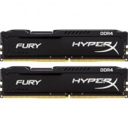 Memorie HyperX Fury Black 32GB, DDR4, 2400MHz, CL15, 1.2V, kit 2x16GB