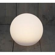 Solar bal wit 30 cm