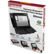 Promate Mirage iPad Ergonomic Bluetooth™ Keyboard