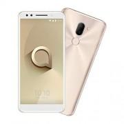 Assis Cell Teléfono Celular Barato Alcatel 3X 5058A. Cuenta con Android 7.0 Nougat. Cámara de 13 + 5 Megapíxeles Con Flash LED. Cámara Frontal de 8 Megapíxeles. Memoria RAM de 2 GB. Memoria Interna de 16 GB expandible a 32 GB con Micro SD. Pantalla 5.7 Pu