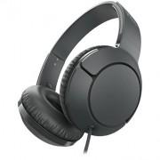 HEADPHONES, TCL Strong BASS, Microphone, Shadow Black (MTRO200BK-EU)