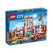 60110 Remiza de pompieri