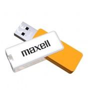 MAXELL USB 3.1 64GB TYPHOON WHITE+ORANGE