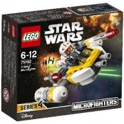 Giocattolo lego star wars microfighter confidential 75162