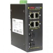 Суич ONV PoE IPS33064PF, 1000Mbps, 4x ports, 2x Gigabit SFP slots, PoE Ports